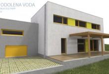 EPD Odolená Voda - vizualizace